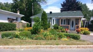 Maison à vendre Fabreville/Laval