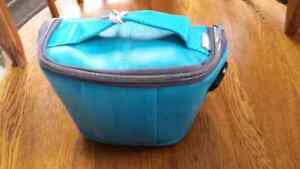 Turquoise golla camera bag (new with tags)