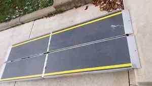 Aluminum mobility ramps Kitchener / Waterloo Kitchener Area image 2