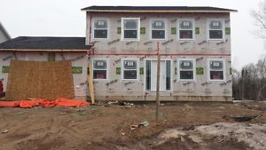 OROMOCTO WEST 2 STORY WITH GARAGE UNDER CONSTRUCTION