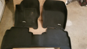 Custom made floor liners