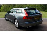2016 Volvo V90 2.0 D5 PowerPulse Inscription Automatic Diesel Estate