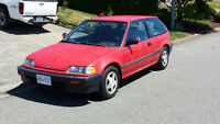 1988 Honda Civic DX Other