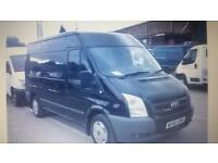2010 FORD TRANSIT Mwb Trend TDCi 115ps Very Rare 12mth Warrant AA Cover