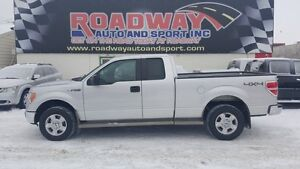 2010 Ford F-150 XLT 4x4 SuperCab 145 in