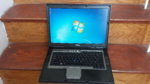 Dell D 820 Laptop with DVD, Wireless,Serial & Paralle