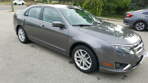 Ford Fusion 2012 SEL Fully Loaded Heated Leather Seats
