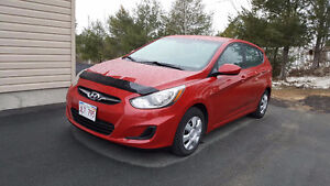 2014 Hyundai Accent GLS ONLY 64 KMS!