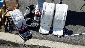 Équipement d'hockey junior