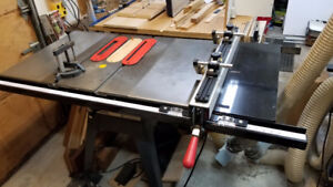 """Craftsman 10"""" 1.25 HP Modified Table Saw"""