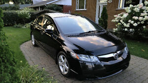 2010 Honda Civic Berline Sport