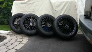 Mags RTX et pneus d'été