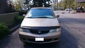 2001 Honda Odyssey ex Minivan, Van