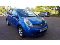 2008 Nissan Note 1.5dCi ( 86ps ) Acenta