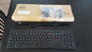 Dell Keyboard and Mouse - New Never Used