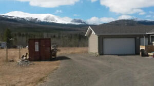3 Bedroom Country Residential Lake Laberge area