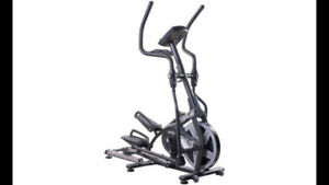 HMC 633 ~ Elliptical Glider ~ Exerciseur elliptique