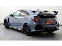 2017 Honda Civic 2.0 i-VTEC Type R GT Petrol grey Manual