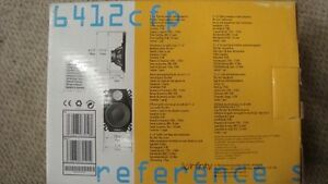 """4""""x6"""" Plate Speaker - 45w RMS - Infinity Reference (6412cfp) Cambridge Kitchener Area image 2"""
