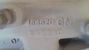 Chevrolet aluminum intake