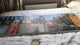 Banksy Canvas wall prints