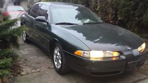 2001 Oldsmobile Intrigue Sedan