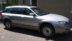 Subaru outback 2005  2300$ negociable