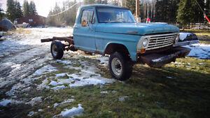 1967 f-250 4x4