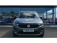 2018 Volkswagen T-Roc 1.6 TDI SEL 5dr Diesel Hatchback Hatchback Diesel Manual