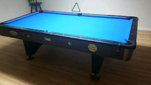 Olhausen Springfield pool table