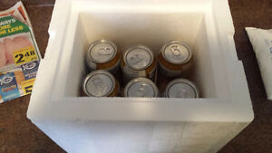Small Styrofoam Coolers