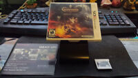 3DS Castlevania Lord of Shadow *Mirror of Fate* Vente-Echange
