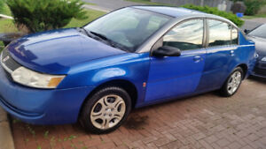 2003 Saturn ION 4 DR Automatic