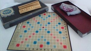Scrabble by Selchow & Righter Co.