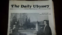 """The Daily Ubyssey"" - March 5, 1949"