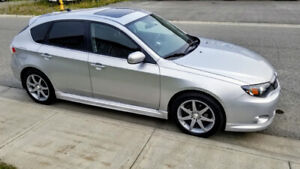 2010 SUBARU IMPREZA || AUTO || ALL WHEEL DRIVE || LOW MILEAGE