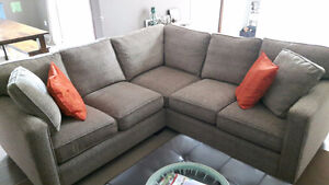 L-Shaped Couch Perfect Condition