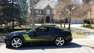 2012 Ford Mustang Roush RS3 Coupe (2 door)