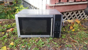 Free Microwave for Scrap