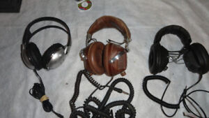 3 Different Headsets - Concerto