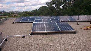 Looking for workers - Solar project deconstruction