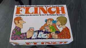Flinch 5 in 1 Card Game by Parker Brothers Kingston Kingston Area image 3
