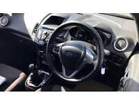 2014 Ford Fiesta 1.0 Zetec 5dr Manual Petrol Hatchback