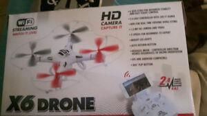 x6 drone brand new