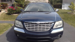 Chrysler Pacifica 2005 for sale!