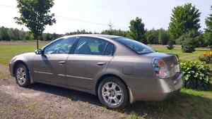 2005 Nissan Altima 2.5 S for sale