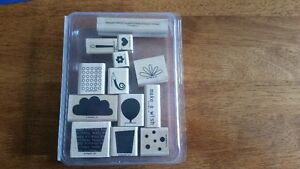 Stampin Up Big Bold Birthday