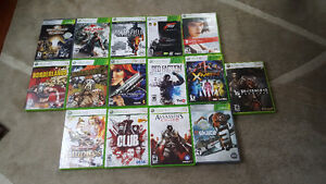 Bunch of xbox games