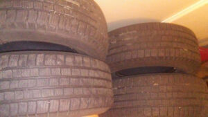 Tires sizes 13 to 17 inch