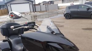 Klock Werx Flare Windshield for Victory Motorcycle